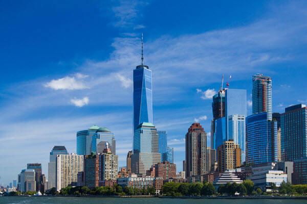 New York City NYC Skyline